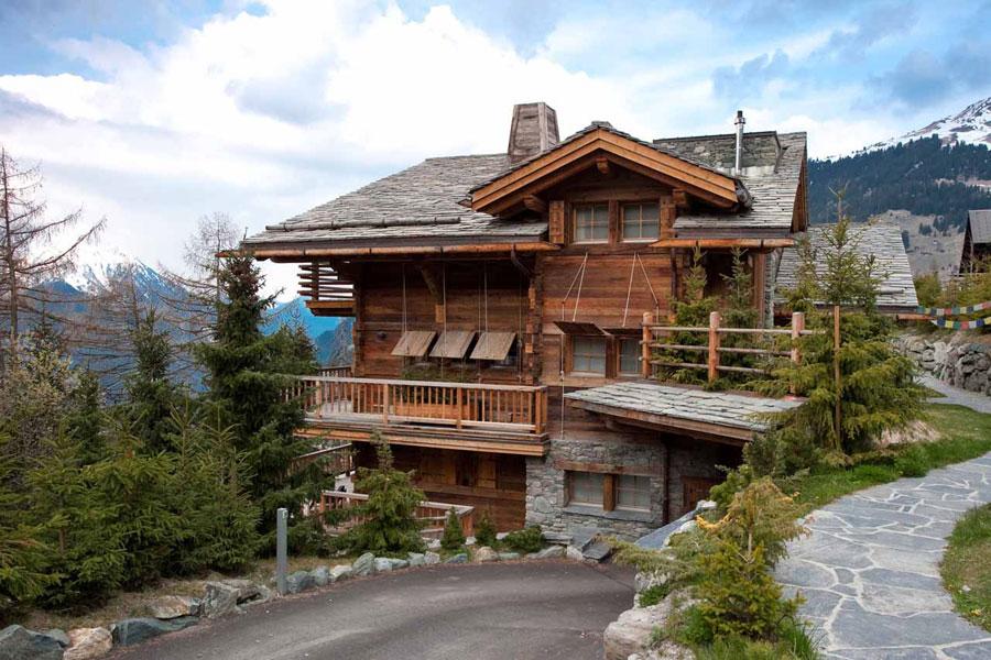 Foto dello Chalet Dent Blanche in Svizzera