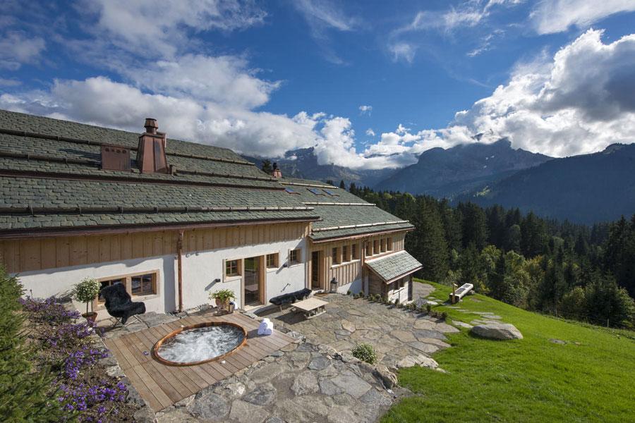 Foto dello Chalet extra lusso Lottie in Svizzera