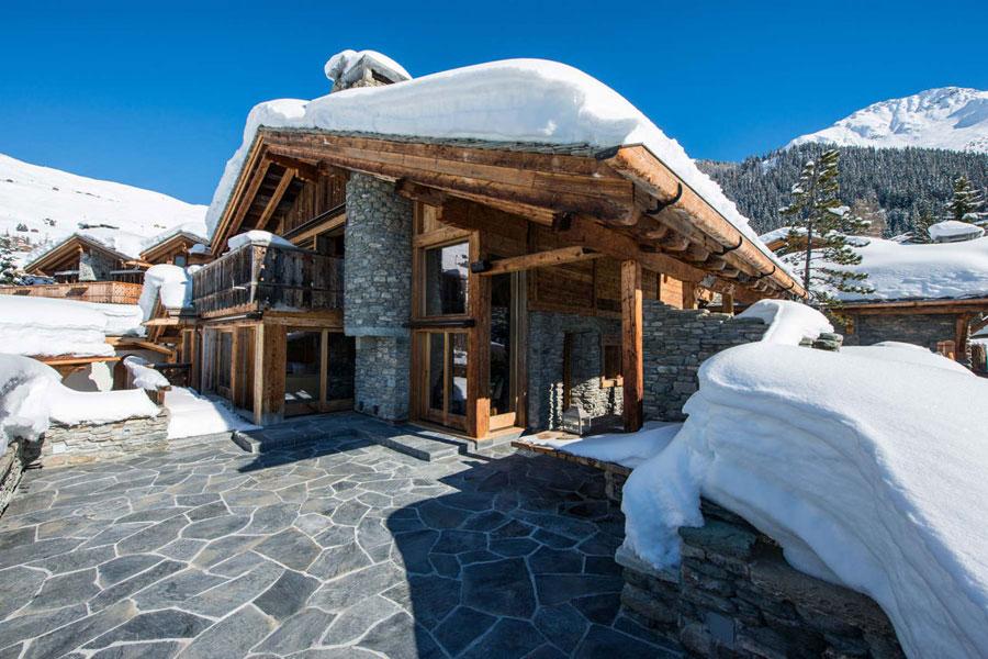 Foto dello Chalet Makini in Svizzera