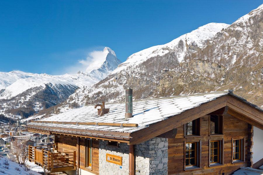 Foto dello Chalet Maurice in Svizzera