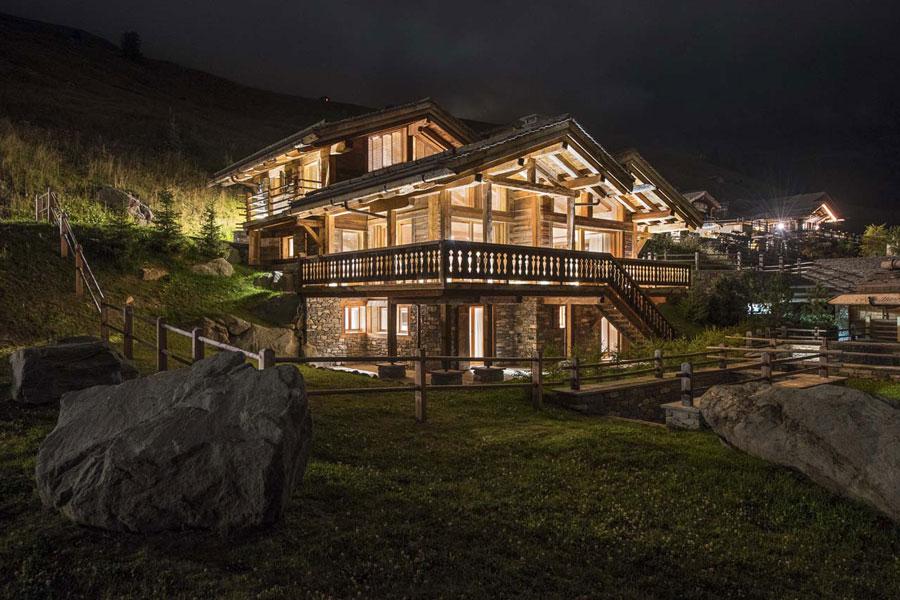 Foto dello Chalet Sirocco in Svizzera