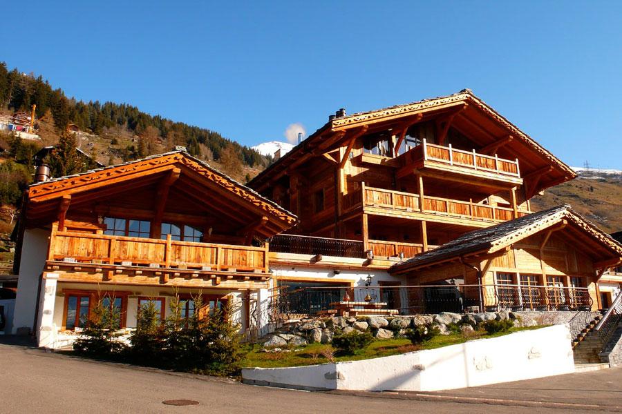 Foto dello Chalet Truffe Blanche in Svizzera