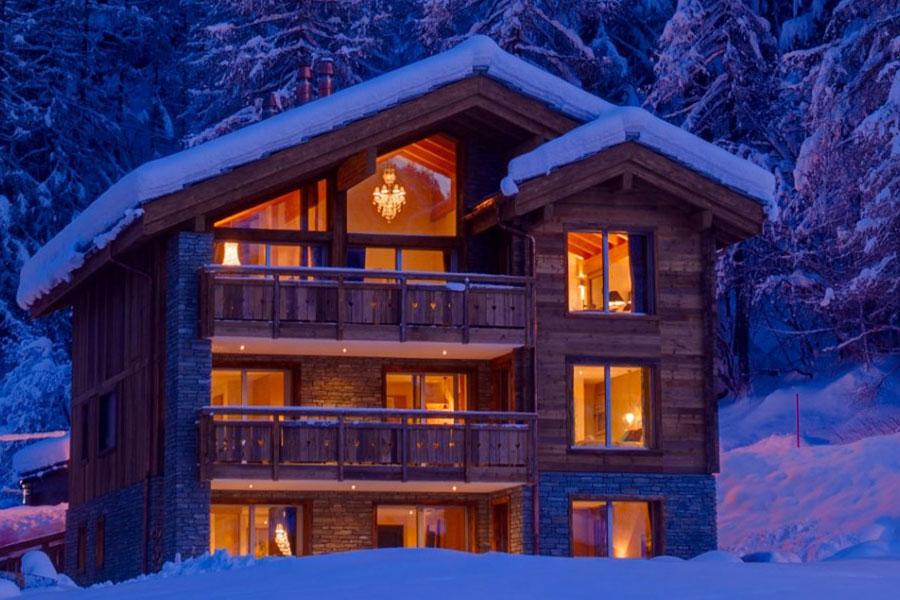 Foto dello Chalet White Pearl in Svizzera