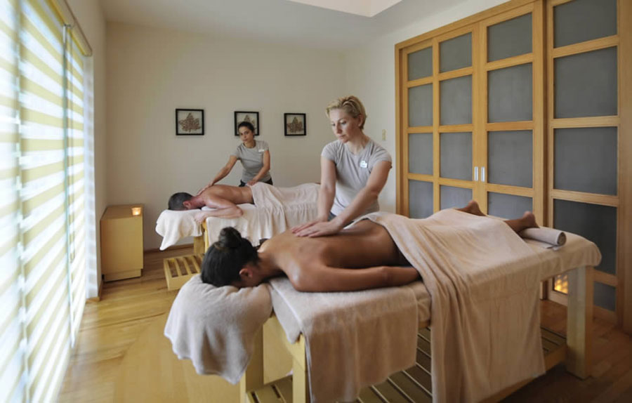 Centro benessere del resort Club Med Palmiye