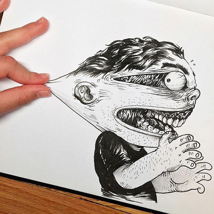 Disegno divertente n.03