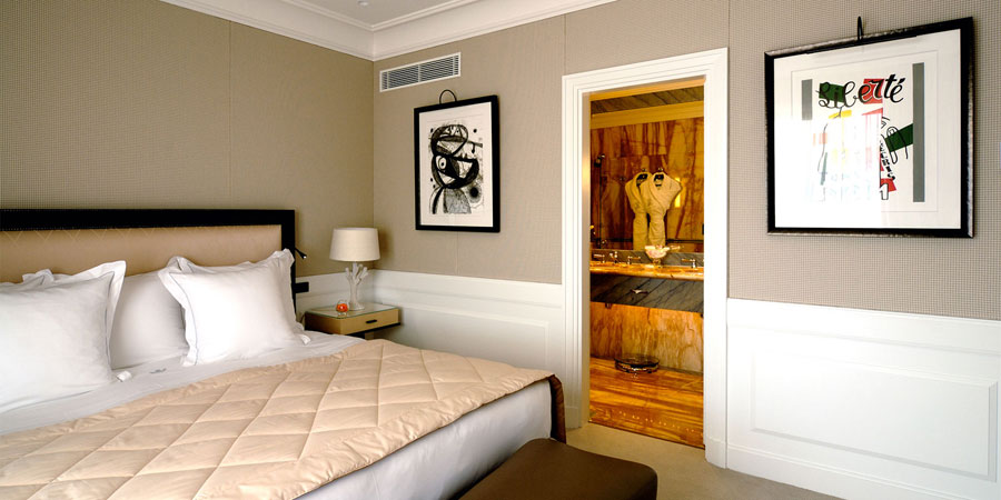 Camera del Grand Hotel du Cap Ferrat