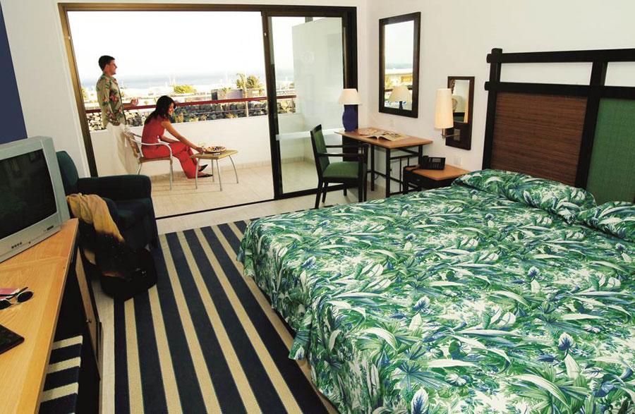 Camera dell'Hotel Costa Calero