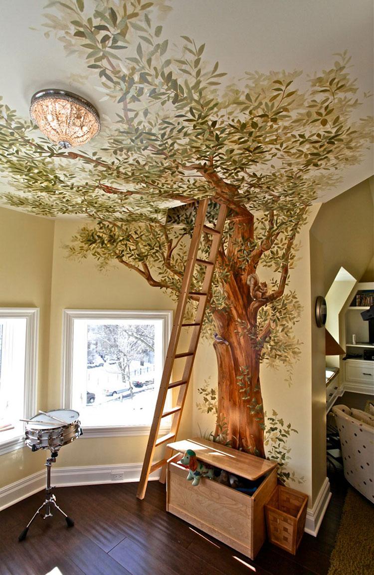 30 idee di design di interni molto particolari for Idee di design