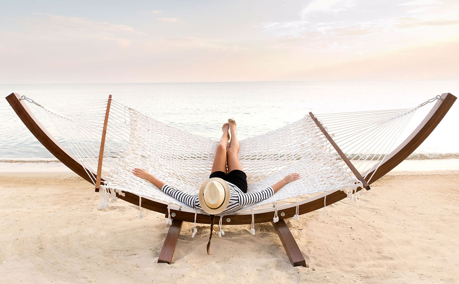 Spiaggia privata dell'Ikos Oceania Resort