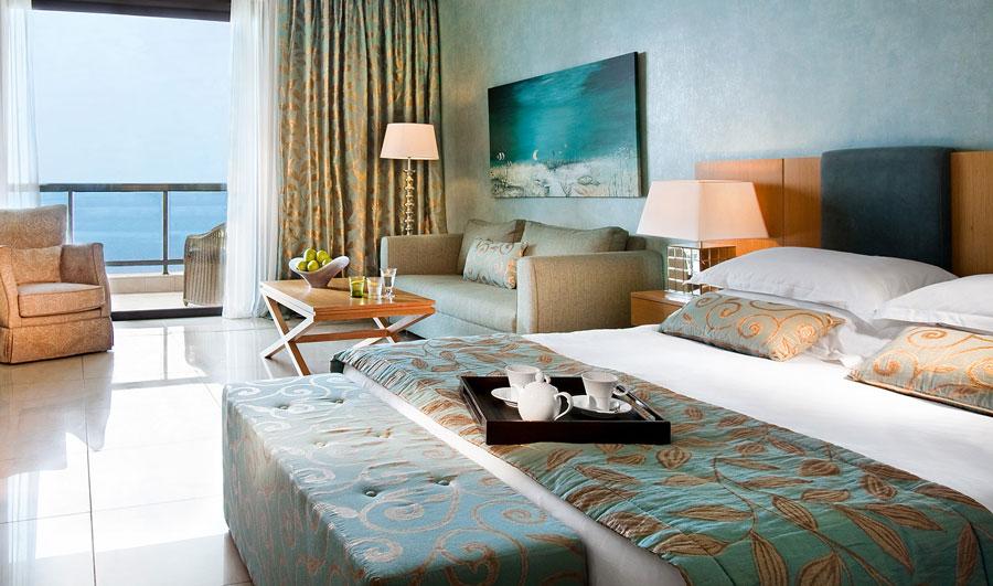 Camera dell'Ikos Oceania Resort