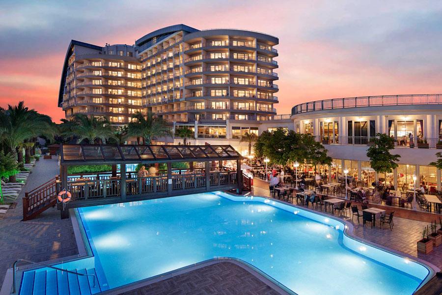 Piscina del Liberty Hotels Lara