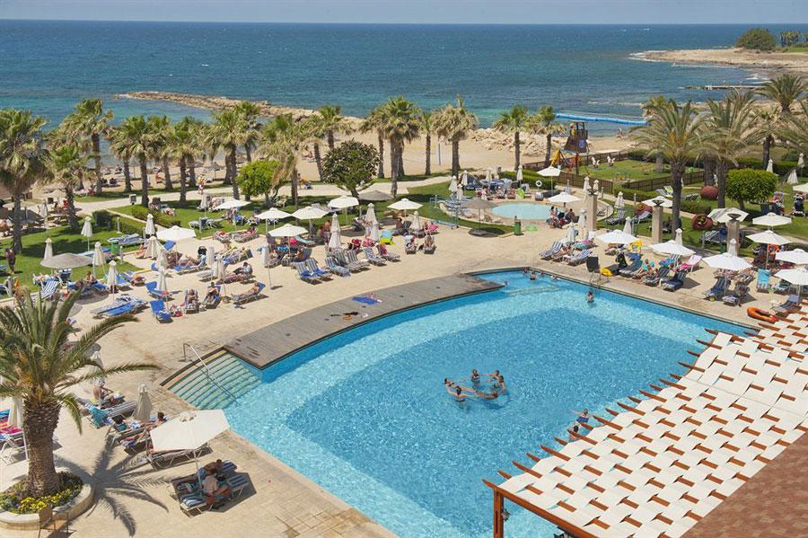 Vista dal Louis Ledra Beach Resort