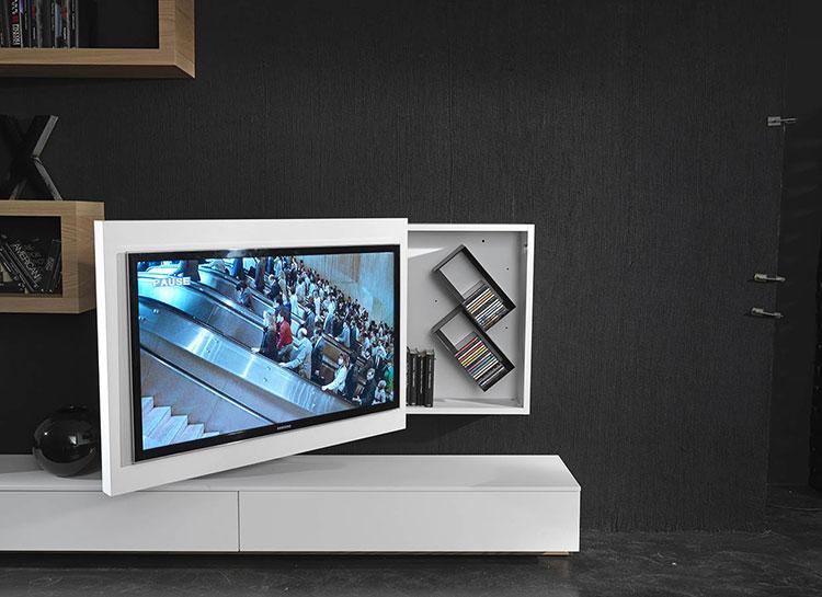 Modello di mobile porta TV moderno di Fimar n.01