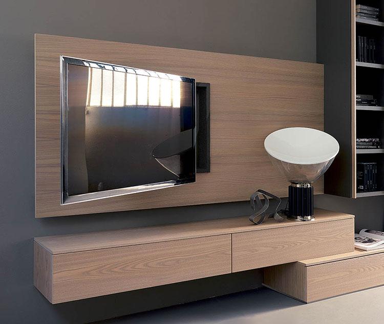 Modello di mobile porta TV moderno di Fimar n.04