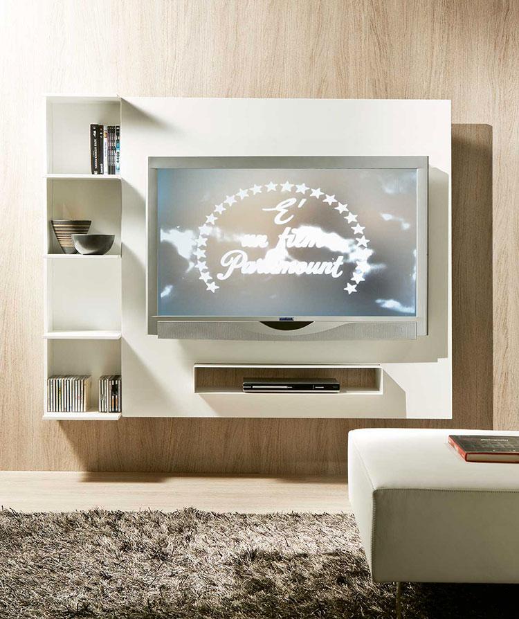 Modello di mobile porta TV moderno di Italy Dream Design 02
