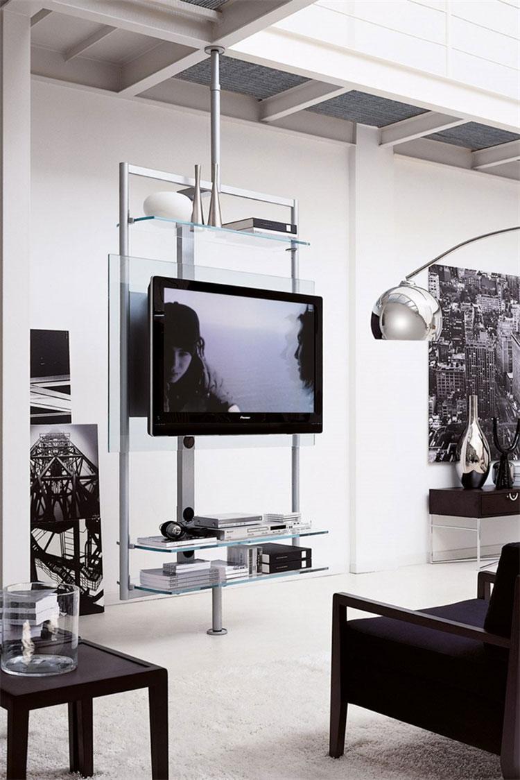 Modello di mobile porta TV moderno di Porada n.06
