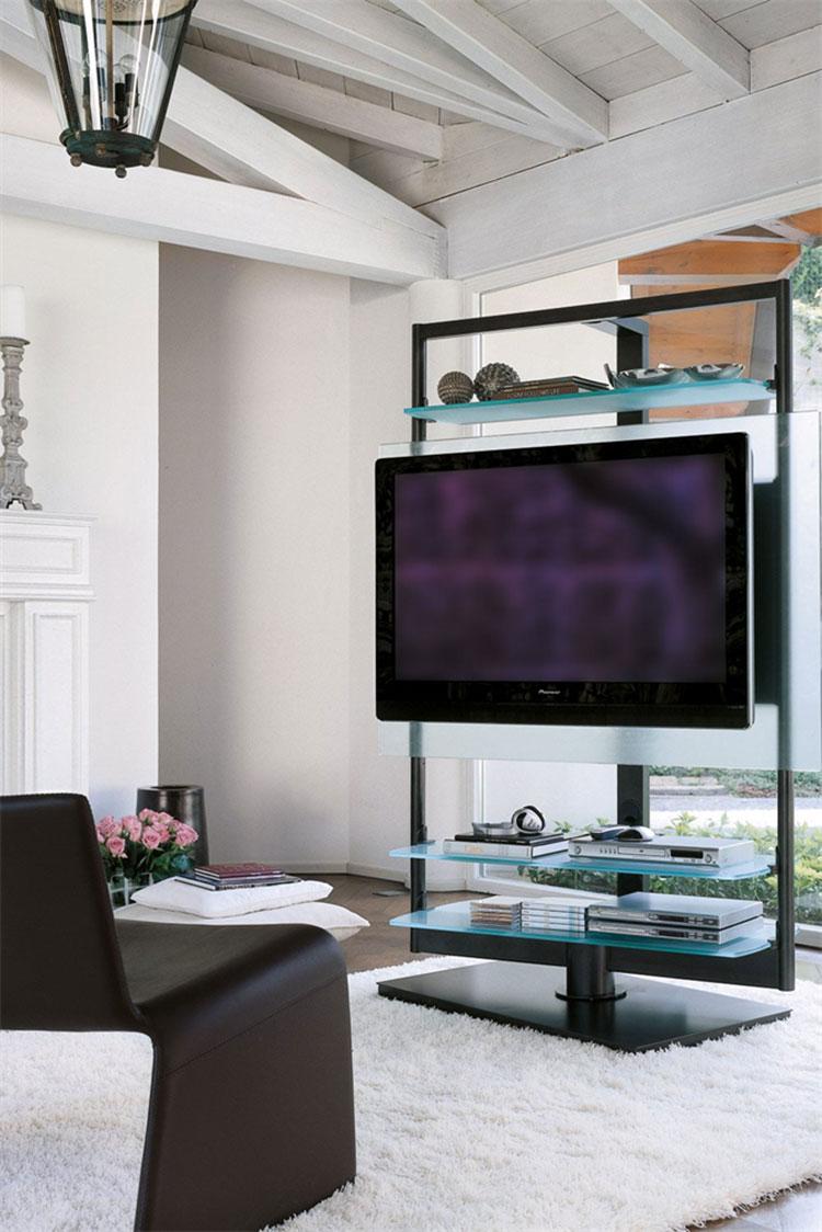 Modello di mobile porta TV moderno di Porada n.07