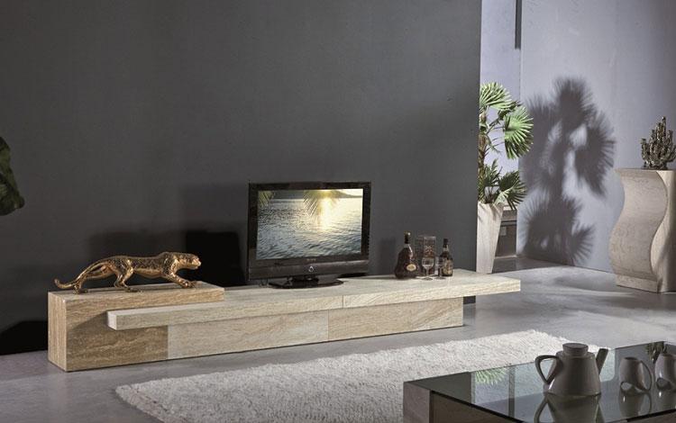 60 mobili porta tv dal design moderno - Mobile salotto tv ...