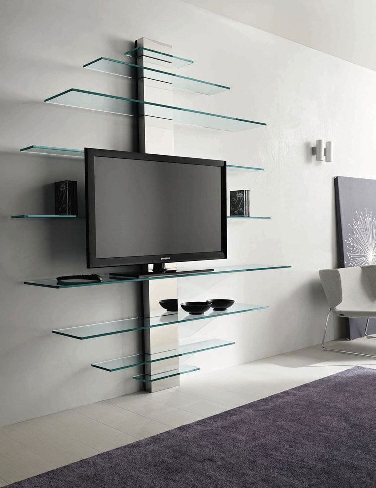 Mobile tv dal design moderno n.10