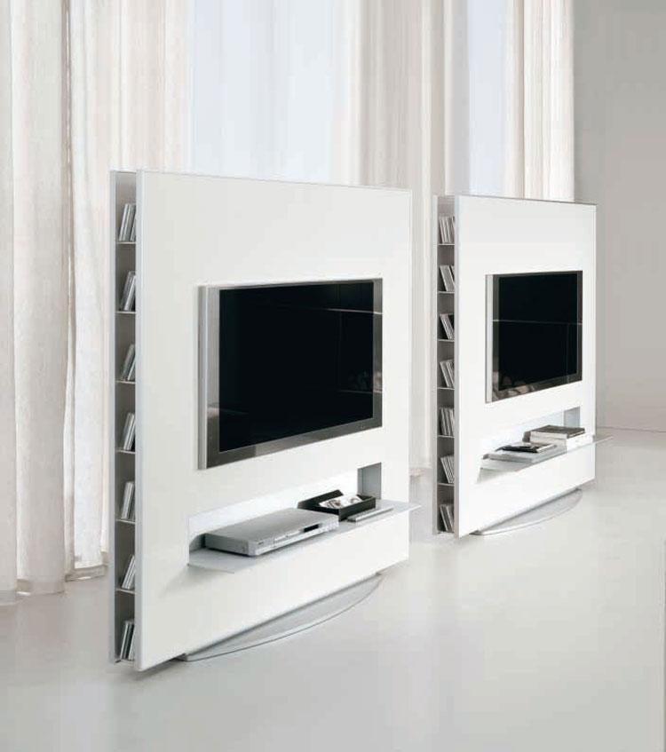 60 mobili porta tv dal design moderno for Mobile sala design