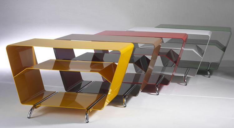 Mobile tv dal design moderno n.20