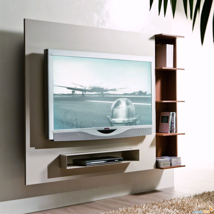 Mobili Per La Tv Moderni.60 Mobili Porta Tv Dal Design Moderno Mondodesign It