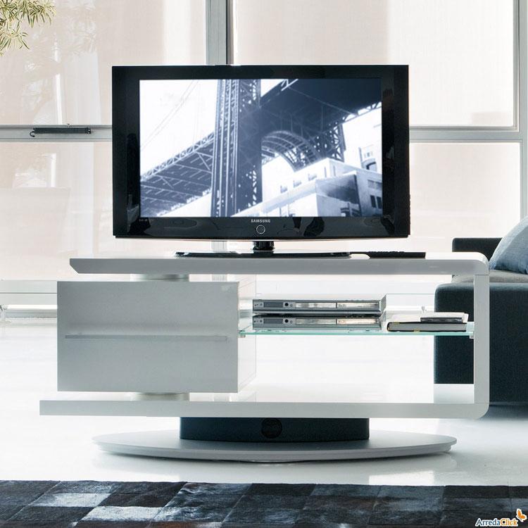 60 mobili porta tv dal design moderno for Mobili moderno contemporaneo