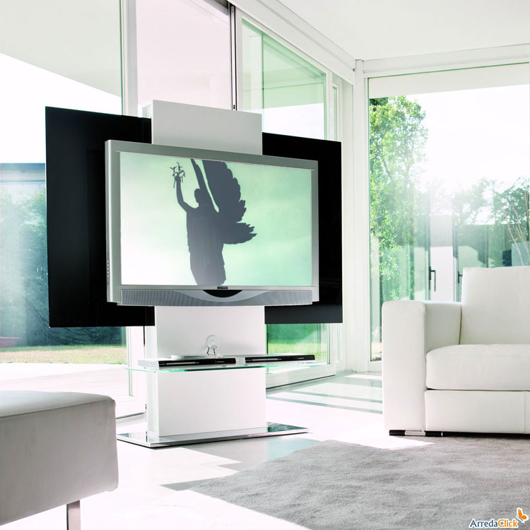 60 mobili porta tv dal design moderno. Black Bedroom Furniture Sets. Home Design Ideas