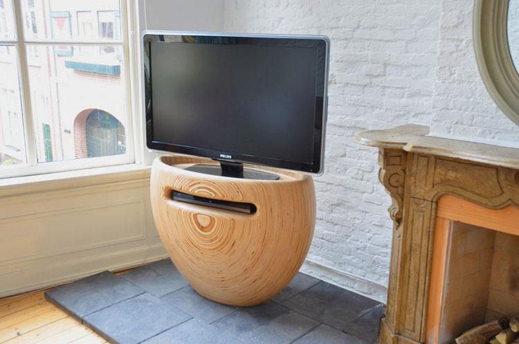 Mobile tv dal design moderno n.49