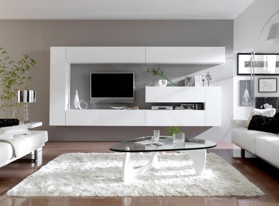 Foto di pareti attrezzate dal design moderno n.10