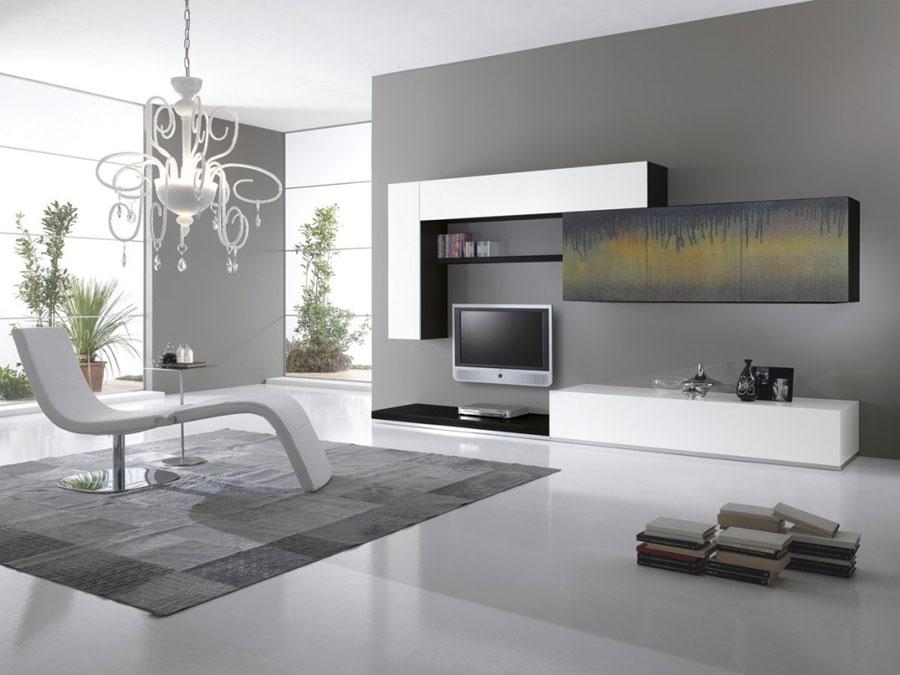 ... Scavolini : Pareti attrezzate moderne idee di design per arredare casa