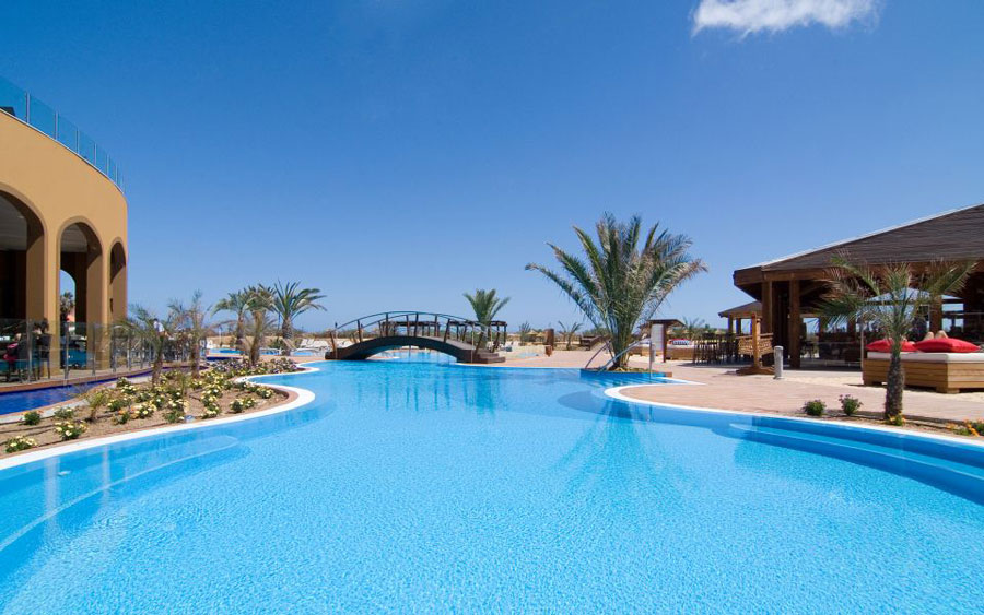 Piscina del Pestana Porto Santo All Inclusive Spa Beach Resort