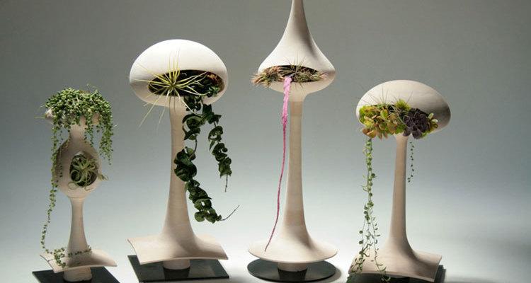 40 vasi da giardino e da esterno moderni ed originali for Componenti di arredo