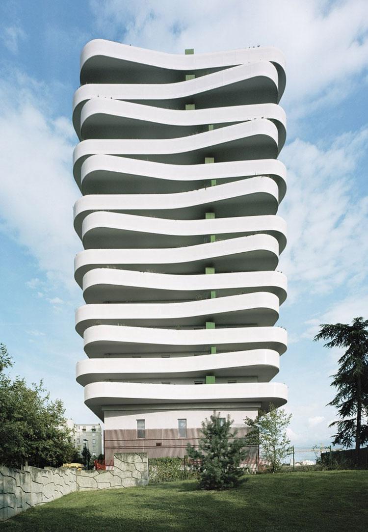 Foto della costruzione moderna Zac Du Coteau