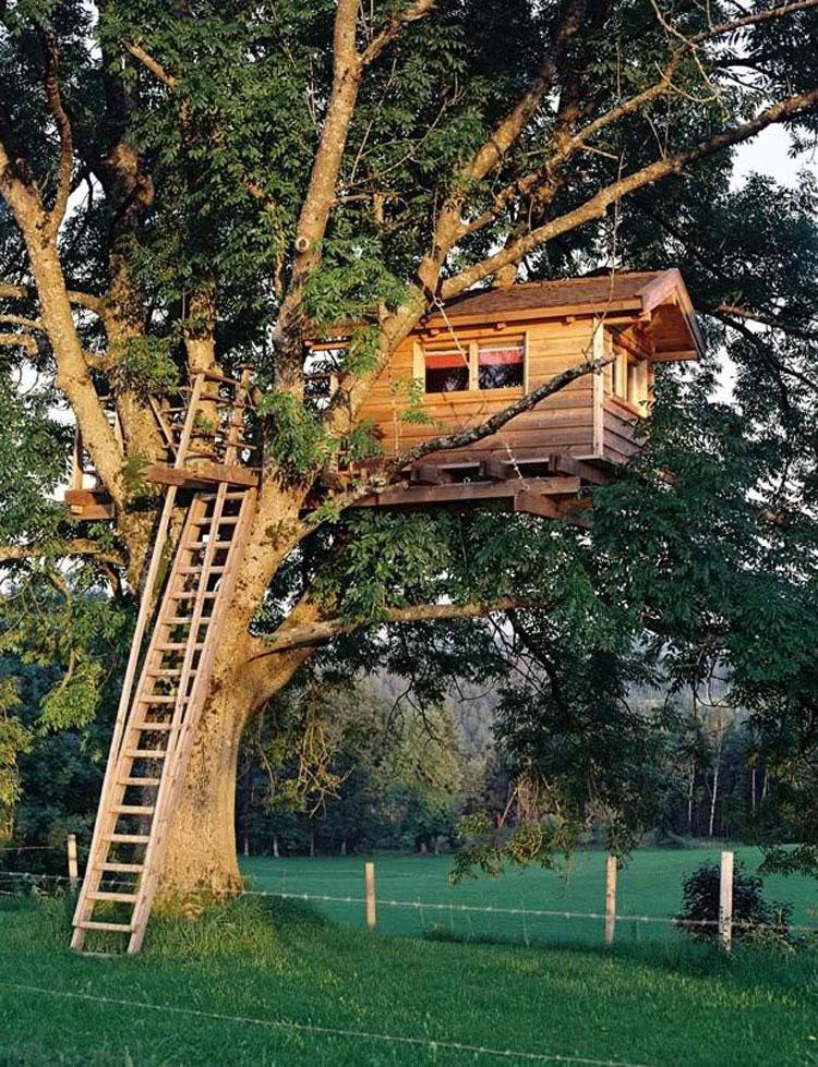Casa sull'albero per bambini n.02