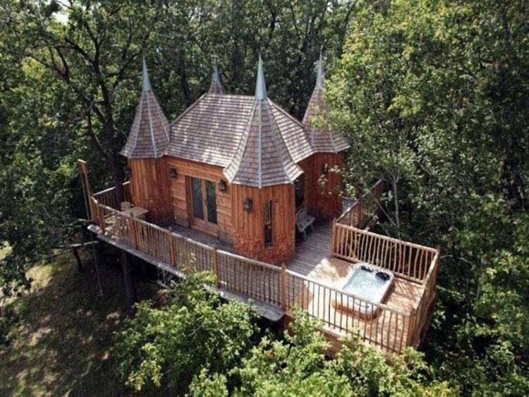 30 Meravigliose Case sugli Alberi per Bambini