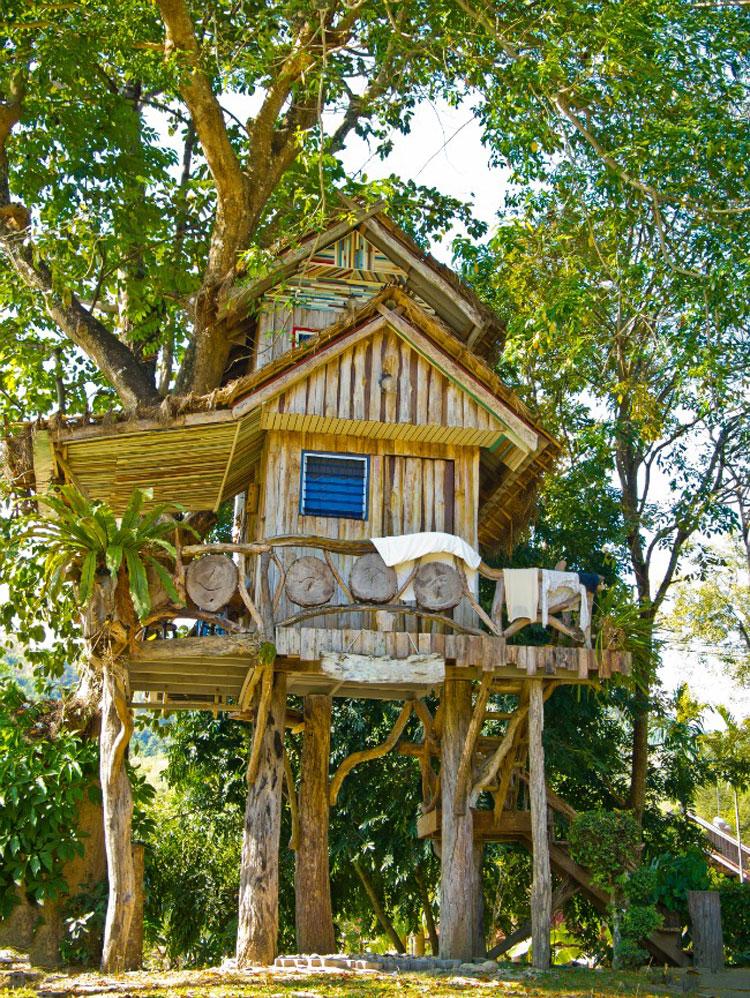 Casa sull'albero per bambini n.26