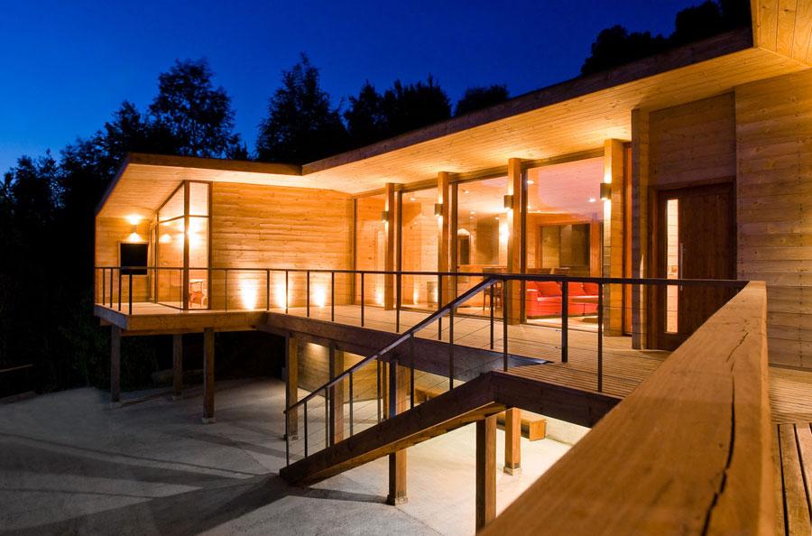 Casa container dal design moderno n.02