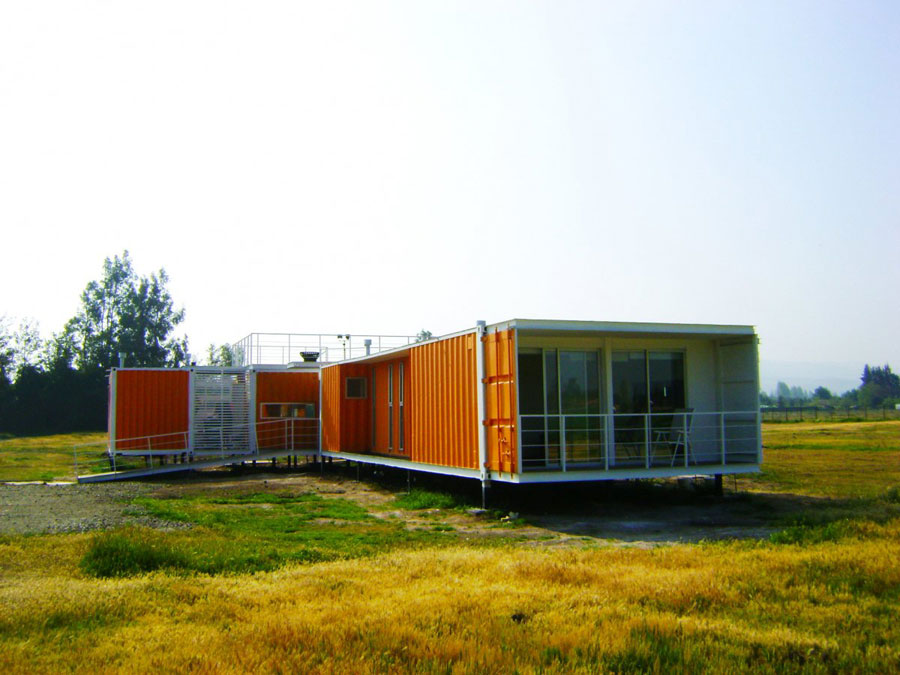 Casa container dal design moderno n.03