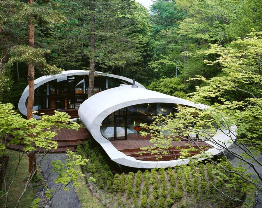 Villa ecologica di lusso n.01