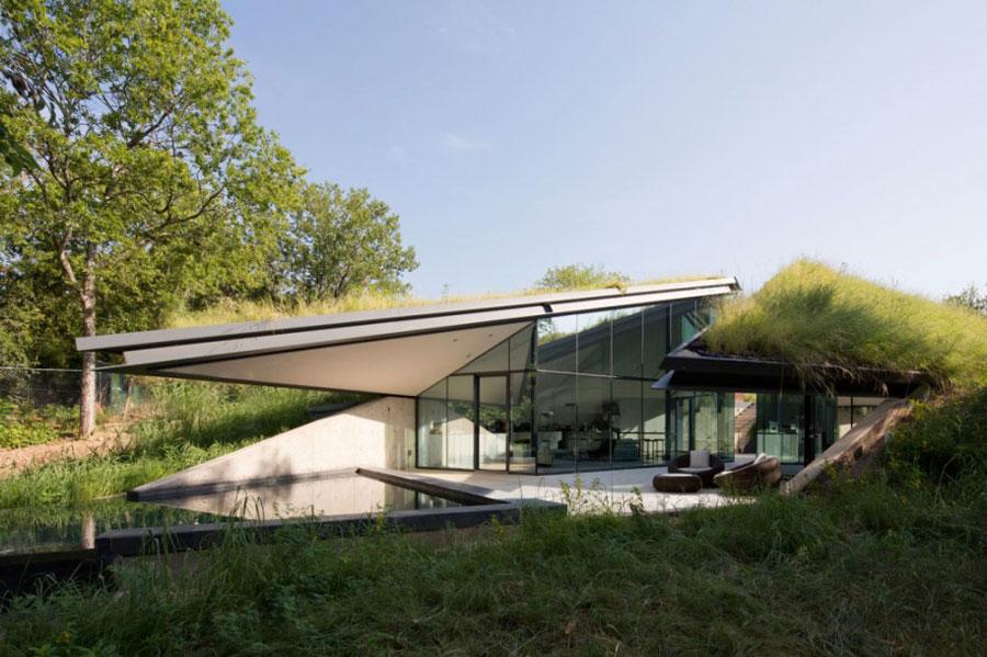 Villa ecologica di lusso n.02