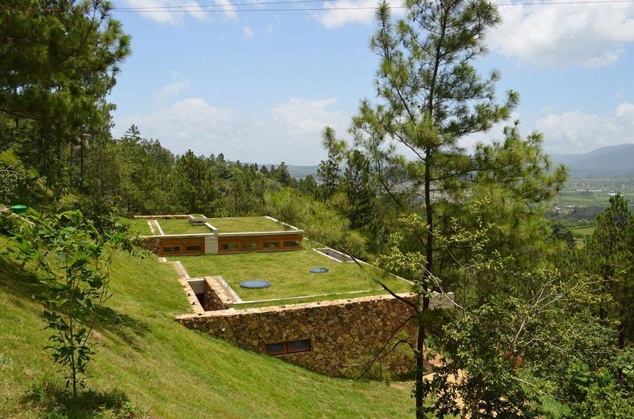 Villa ecologica di lusso n.08