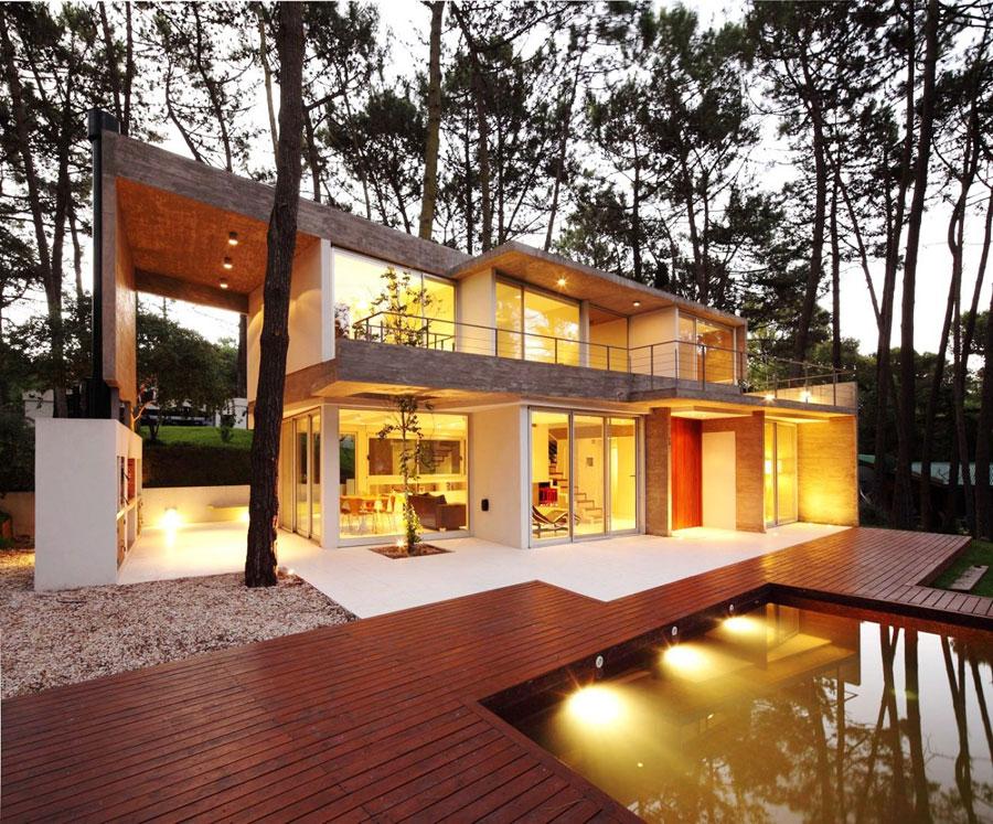 Villa ecologica di lusso n.16