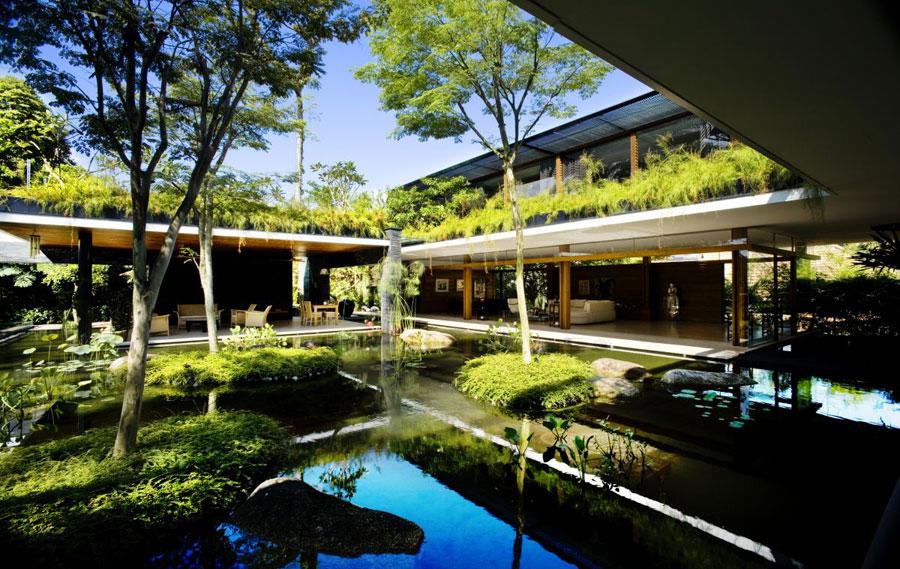 Villa ecologica di lusso n.17