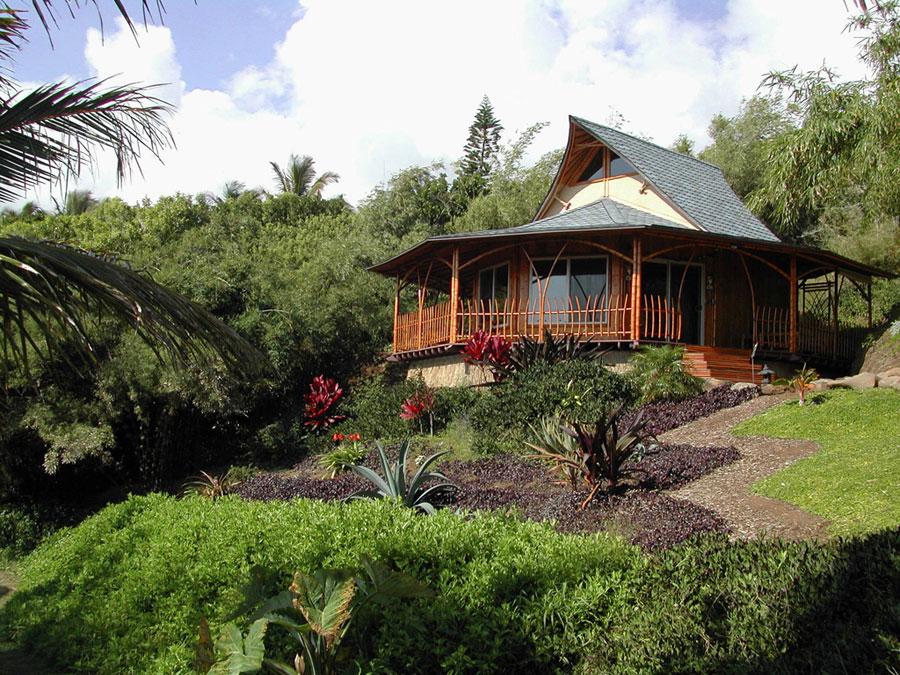Villa ecologica di lusso n.20
