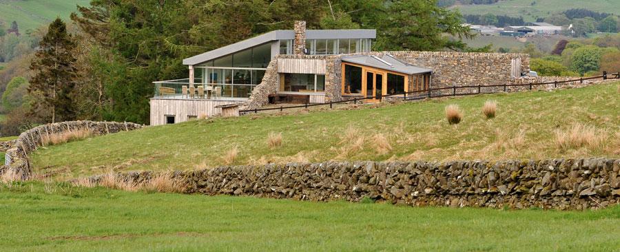 Villa ecologica di lusso n.21