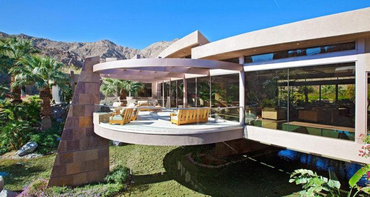 Casa ecologica 30 esempi di ville di lusso for Case interni da sogno