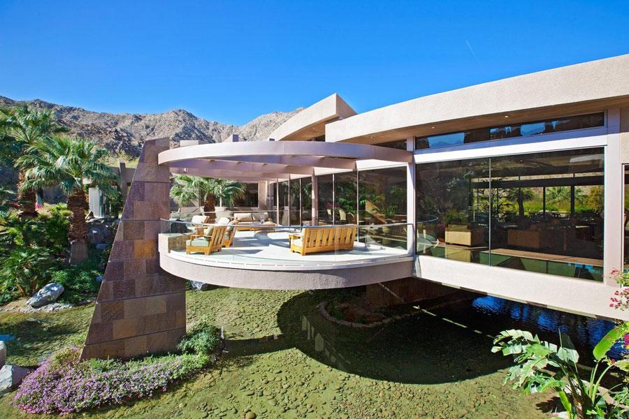 Casa ecologica 30 esempi di ville di lusso for Foto di ville moderne