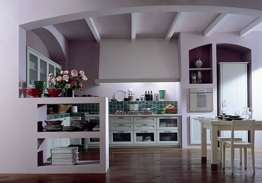 Top 30 Foto di Cucine in Muratura Moderne | MondoDesign.it BH89