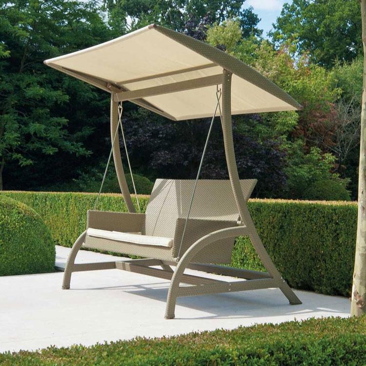 Dondolo da giardino dal design moderno n.08